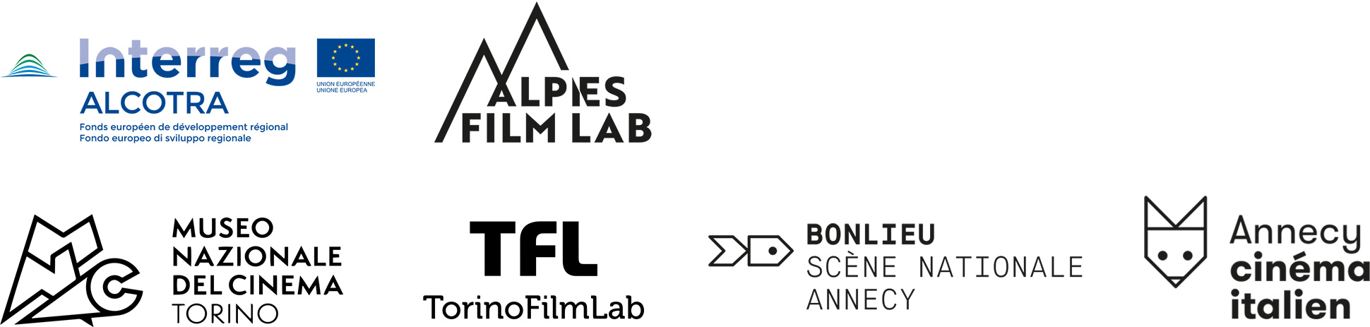 Logos Alpes Film Lab
